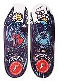 Footprint Brandon Biebel Kingfoam Gold Orthotic Insoles Skateboard Impact Protection