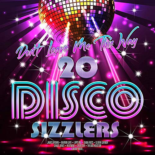 Vinilo : VARIOUS ARTISTS - Don't Leave Me This Way: 20 Disco Sizzlers (2 Discos)