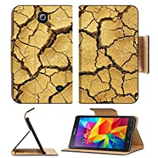 buy Msd Premium Samsung Galaxy Tab 4 7.0 Inch Flip Pu Leather Wallet Case Dry Soil In Arid Areas Image 10061746