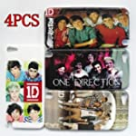 Coco 4-Pack One Direction Hard Case C...