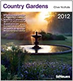 echange, troc  - Country Gardens Weekly 2012 Postcard Calendar