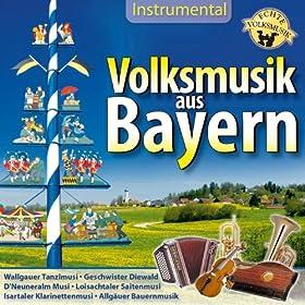 Volksmusik aus Bayern