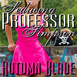 Seducing Professor Simpson Audiobook