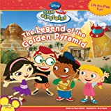 Disney's Little Einsteins: The Legend of the Golden Pyramid (Disney's Little Einsteins (8x8)) (1423109929) by Kelman, Marcy