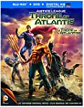 Justice League: Throne of Atlantis [B...