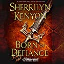 Born of Defiance Audiobook by Sherrilyn Kenyon Narrated by Fred Berman