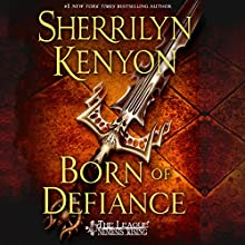 Born of Defiance (       UNABRIDGED) by Sherrilyn Kenyon Narrated by Fred Berman