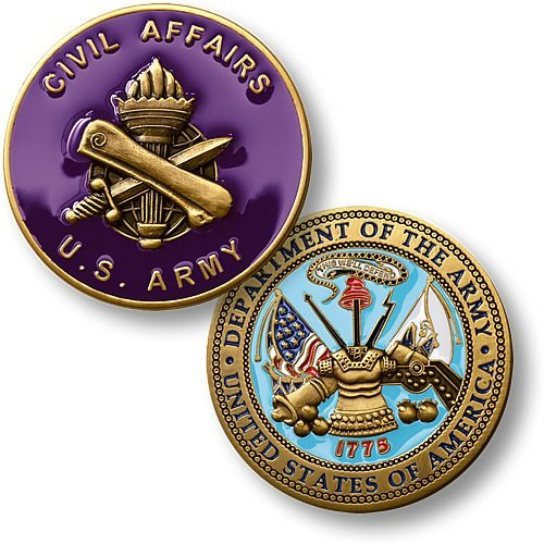U.S. Army Civil Affairs - 1