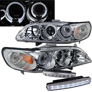 : 2000 Honda Accord Halo Projector Headlights