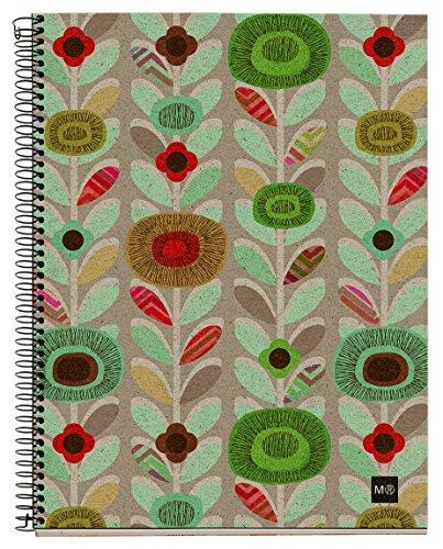 quatriemement-rm-cahier-couleurs-2743-format-a5-120-feuilles-quadrille-ecoflowers-recyclage