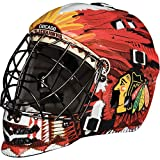 Chicago Blackhawks Franklin Mini Goalie Mask at Amazon.com