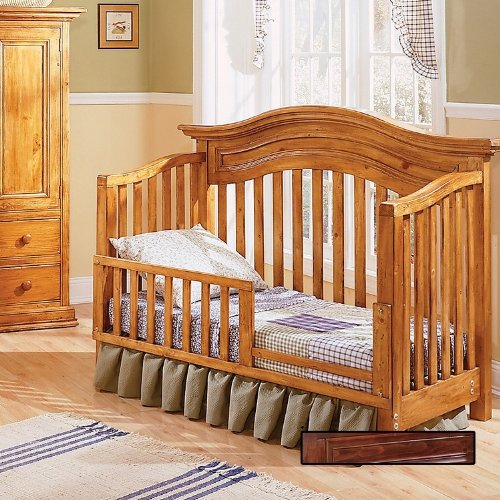 Baby Crib Conversion Kit front-38885
