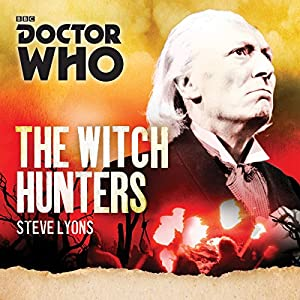 Doctor Who: The Witch Hunters Audiobook