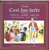 Anneliese Rothenberger Mozart: Cosi Fan Tutte (Selections)
