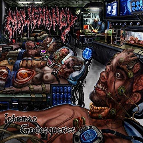 Inhuman Grotesqueries