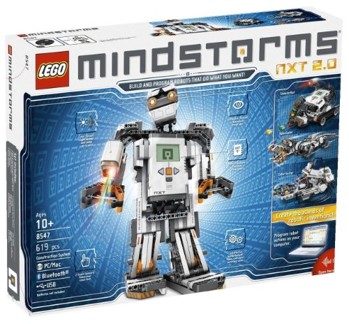 LEGO Mindstorms NXT 2.0 (8547) (Discontinued by manufacturer) (Lego Robotics Nxt compare prices)