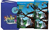 img - for Deep Blue One Room Sunday School Kit Summer 2016: Ages 3-12 book / textbook / text book