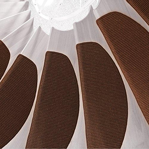 casa-pura-sisal-stair-tread-mats-dark-brown-15-piece-set-10-x-26-durable-non-slip-protection