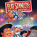 The US Capital Commotion: Flat Stanley's Worldwide Adventures #9 (       UNABRIDGED) by Jeff Brown Narrated by Vinnie Penna
