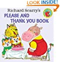 Richard Scarry's Please and Thank You Book (Richard Scarry) (Pictureback(R))