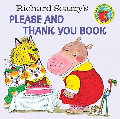 Please and Thank You Book, versión inglés, pasta suave