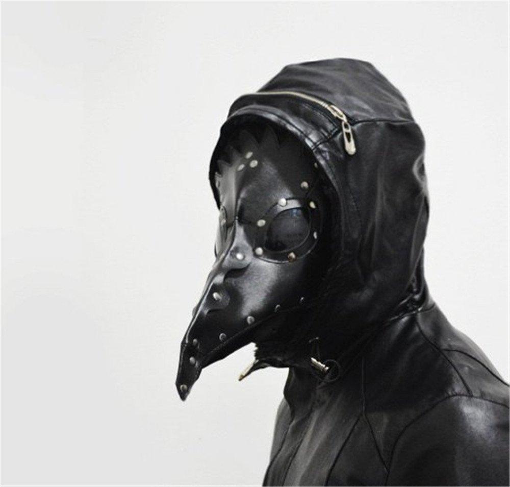 Kangkang@ Plague Bird Doctor Nose Cosplay Fancy Gothic Steampunk Retro Rock mask 3
