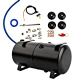 OPHIR 3.5L Air Tank Kit with Adapters for DIY Air Compressor Modification Airbrush Kit Hobby Model