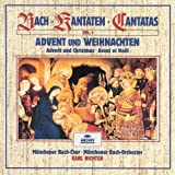 Bach: Cantatas, Vol 1 - Advent and Christmas /Richter
