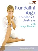 Kundalini Yoga to Detox & Destress