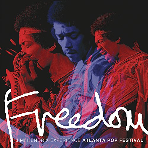 Album Art for Live At The Atlanta Pop Festival (2LP) by The Jimi Hendrix Experience