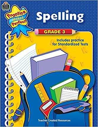 Spelling Grade 3 (Practice Makes Perfect (Teacher Created Materials))