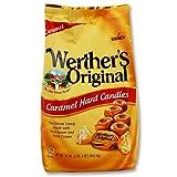 Werther's Original 34 oz bag Caramel (Color: Gold, Tamaño: 34 oz bag)