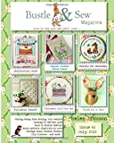 Helen Dickson Bustle & Sew Magazine July 2014: Issue 42