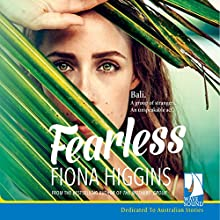 Fearless Audiobook by Fiona Higgins Narrated by Zoe Carides