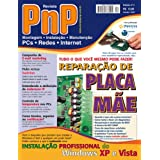 PnP Digital nº 4 - Reparação de placa-mãe, instalação profissional do Windows, controle de temperatura dos PCs...