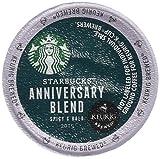 Starbucks Anniversary Blend, K-cup 12-count