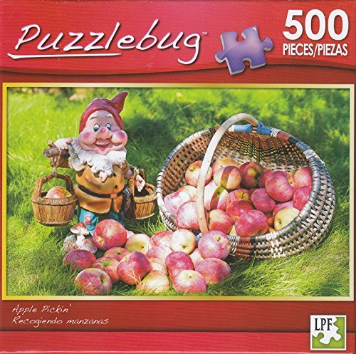 Puzzlebug 500 - Apple Pickin' - 1
