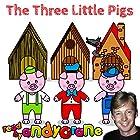 The Three Little Pigs Hörbuch von Tim Firth Gesprochen von: Andy Crane