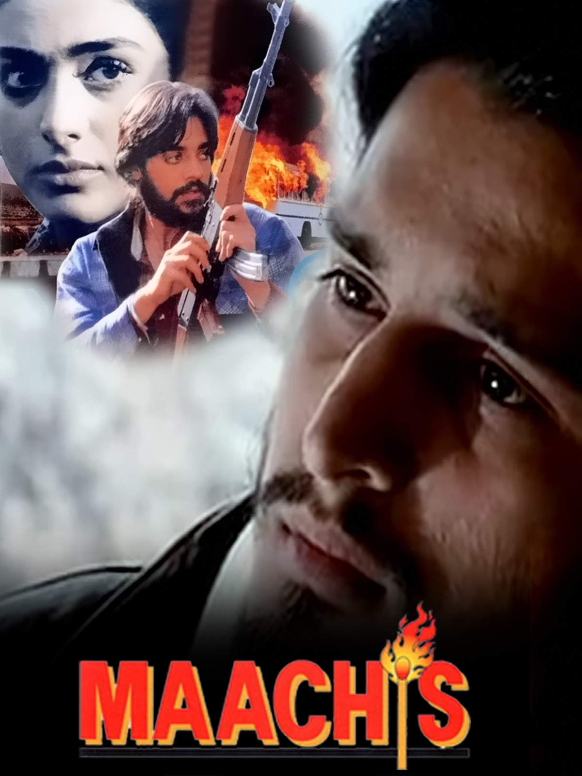 Maachis on Amazon Prime Video UK