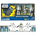 Cad Bane's Escape - Star Wars Battle Pack - 3.75 inch Action Figure Box Set