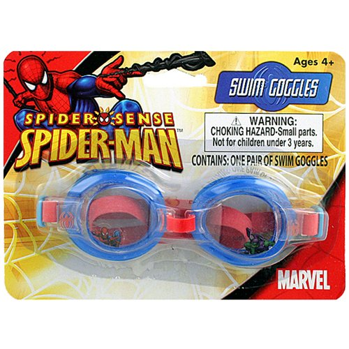 Spider-Man Swim Googles - 1