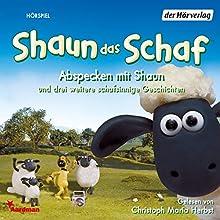 Shaun das Schaf: Abspecken mit Shaun und drei weitere schafsinnige Geschichten (       ungekürzt) von Volker Präkelt Gesprochen von: Christoph Maria Herbst