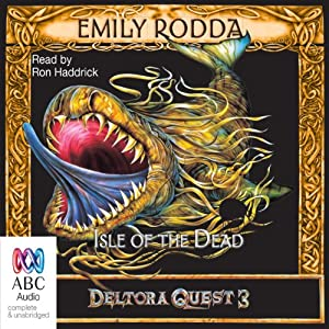 Isle of the Dead: Deltora Quest 3, Book 3 | [Emily Rodda]
