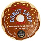 Coffee People Donut Shop K-Cups for Keurig Brewers, 80 Count