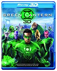 Green Lantern (Three-Disc Combo: Blu-ray 3D / Blu-ray / DVD / UltraViolet Digital Copy)