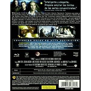 Fringe - Temporada 1 Completa [Blu-ray] [Import espagnol]