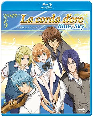 La Corda D'Oro - Blue Sky: Season 2 [Edizione: Francia]