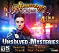 Unsolved Mysteries Amazing Hidden Object Games 4 Game Pack from Legacy Games