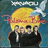 Xanadu - Paloma Blue - Coconut - 113 159
