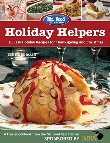 Holiday Helpers: 30 Easy Holiday Recipes for Thanksgiving & Christmas (Food Holidays compare prices)